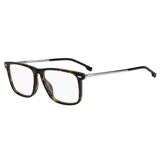 Hugo Boss BOSS 0931 - 086  Dark Havana   Eyeglasses Man