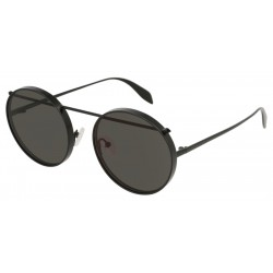 Alexander McQueen AM0137S - 002 Black