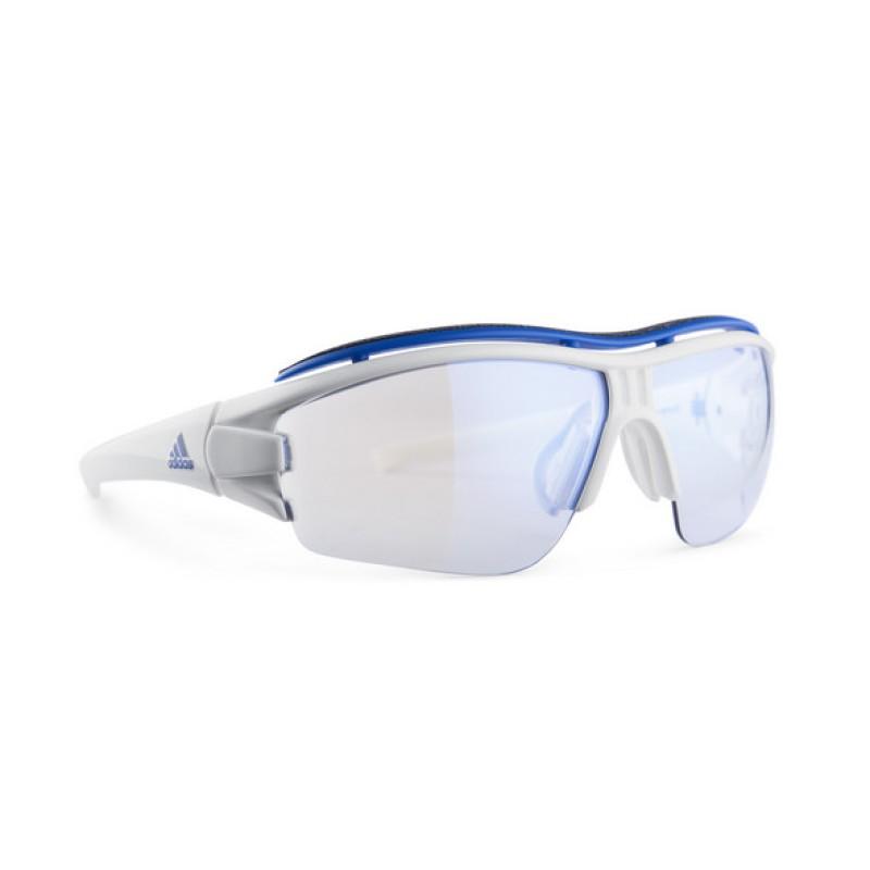online retailer f8176 93e22 Adidas EVIL EYE HALFRIM PRO S White Shiny-Vario Blue 0AD07751500000S