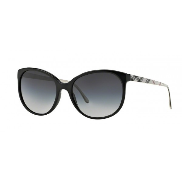 Burberry BE 4146 - 34068G Black