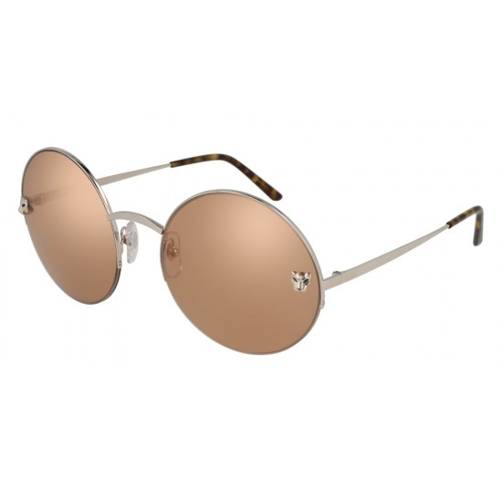 Cartier CT0022S - 003 Silver | Sunglasses Woman