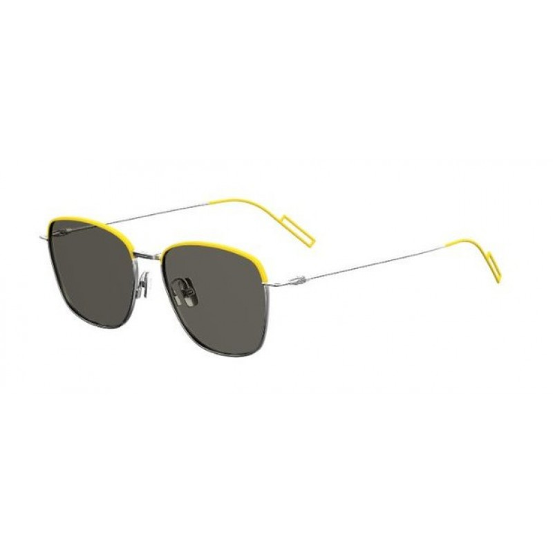 d5f5542a1 Dior Homme DIORCOMPOSIT1.1 - 283 NR Yellow Silver   Sunglasses Man