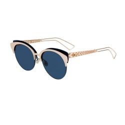 Dior Dioramaclub 2BN A9 Gold Red Matte Blue
