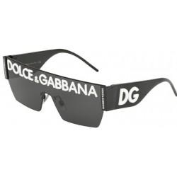 Dolce & Gabbana DG 2233 - 01/87 Black