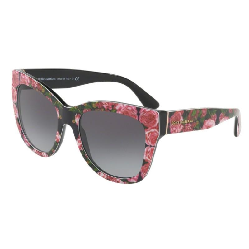 8ef851ad92 Dolce   Gabbana DG 4270 31278G Black Rose Prints