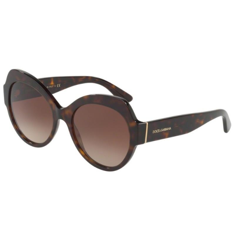 751c02845c Dolce & Gabbana DG 4320 - 502/13 Havana | Sunglasses Woman