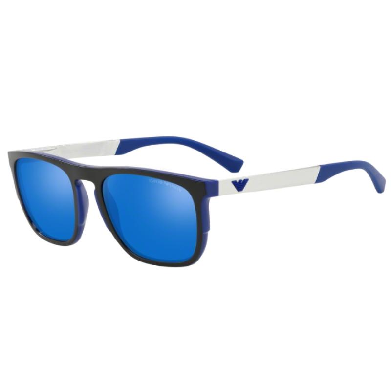 5e43b5c5 Emporio Armani EA 4114 - 567355 Matte Electric Blue