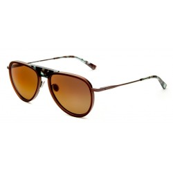 Etnia Barcelona Montenapoleone Sun GRBR Green Brown Polarized