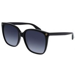 Gucci GG0022S 001 Black