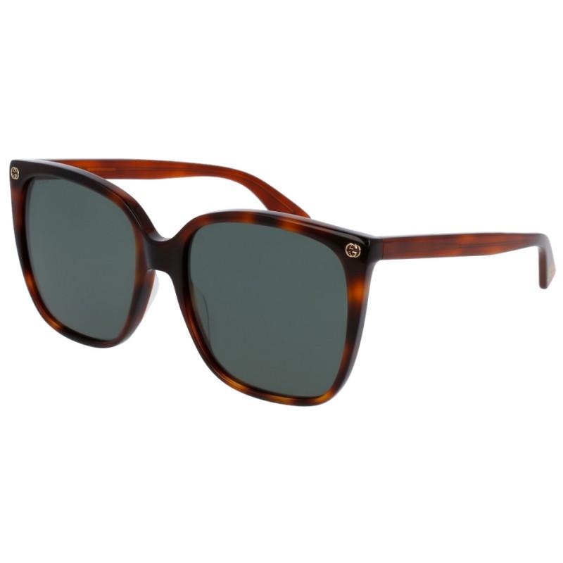 0e0faddef43f5 Gucci GG0022S - 002 Havana