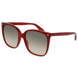 Gucci GG0022S 006 Red