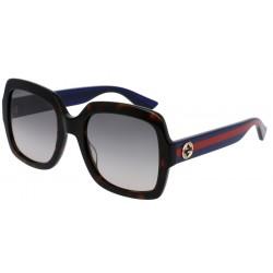 Gucci GG0036S 004 Havana Blue 1aa16ef9d9