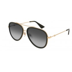 Gucci GG0062S - 007 Gold