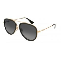Gucci GG0062S - 011 Gold
