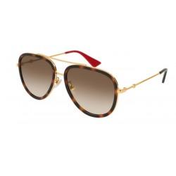 Gucci GG0062S - 012 Gold