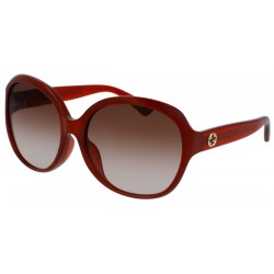 Gucci GG0080SK - 004 Red