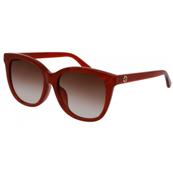 Gucci GG0082SK 004 Red