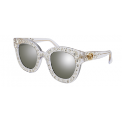 Gucci GG0116S - 001 Crystal