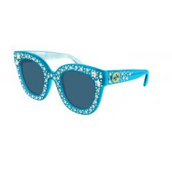 Gucci GG0116S - 009 Light-blue