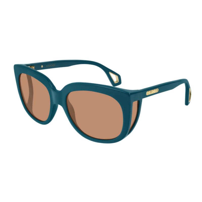 8d083984e0 -30% Gucci GG0468S - 005 Light-blue