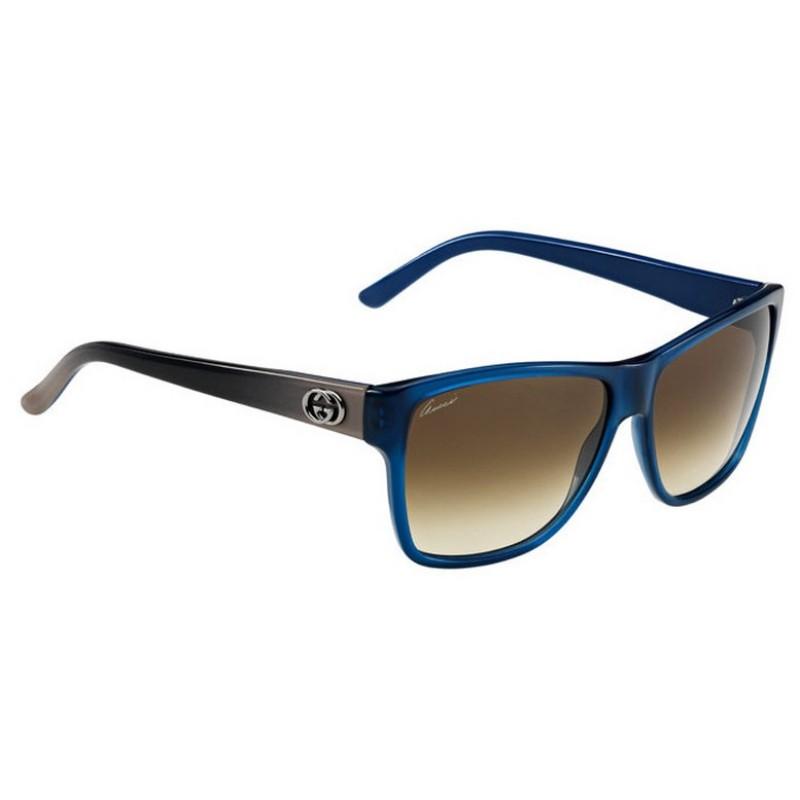 3661f0a50fb6d Gucci 3579 S WQ8 CC Blue Beige
