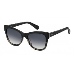 Max & Co 368-S YV4 9O Black Gray Havana