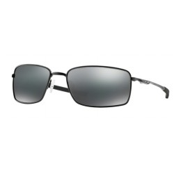 Oakley Square Wire OO 4075 01 Polished Black