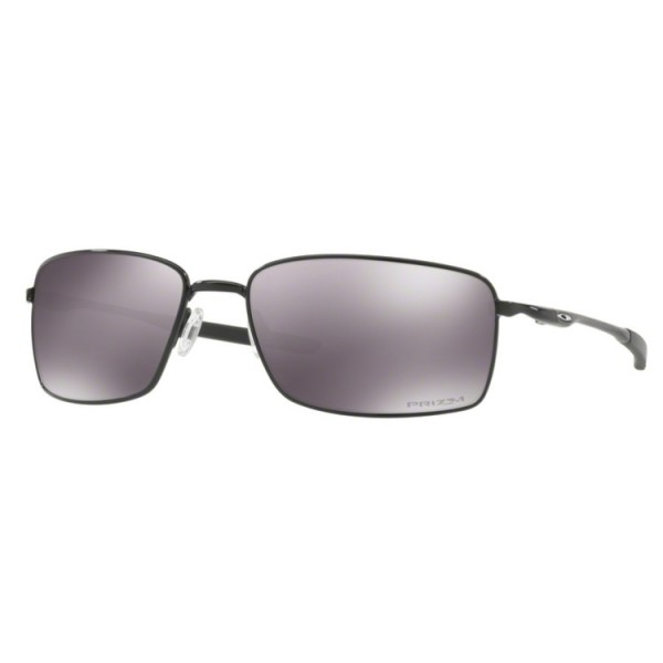 Oakley OO 4075 SQUARE WIRE 407513 POLISHED BLACK