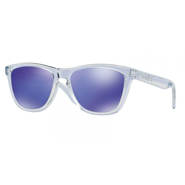 Oakley 9013 24 305 Frogskins Polished Clear