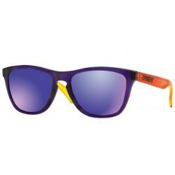 Oakley OO 9013 45 Frogskins Purple