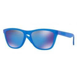 Oakley Frogskins OO 9013 9013C7 X-Ray Blue