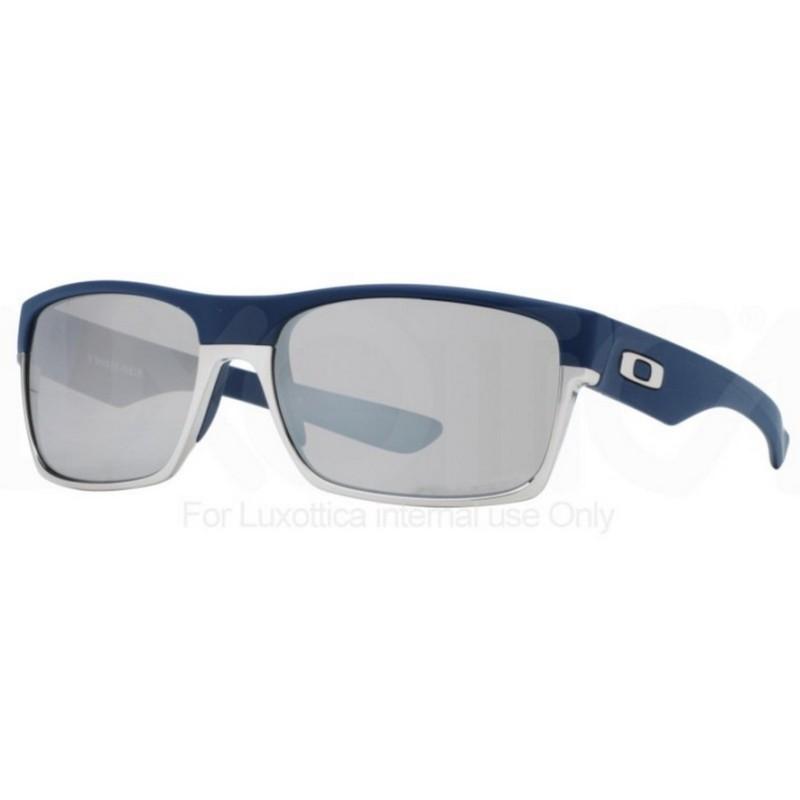 565490f7a91 Oakley Twoface OO 9189 15 Polarized Matte Navy
