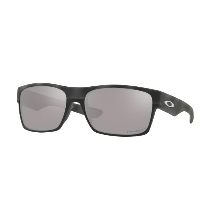 e2192e64a7 Oakley Twoface OO 9189 41 Black Camo Polarized