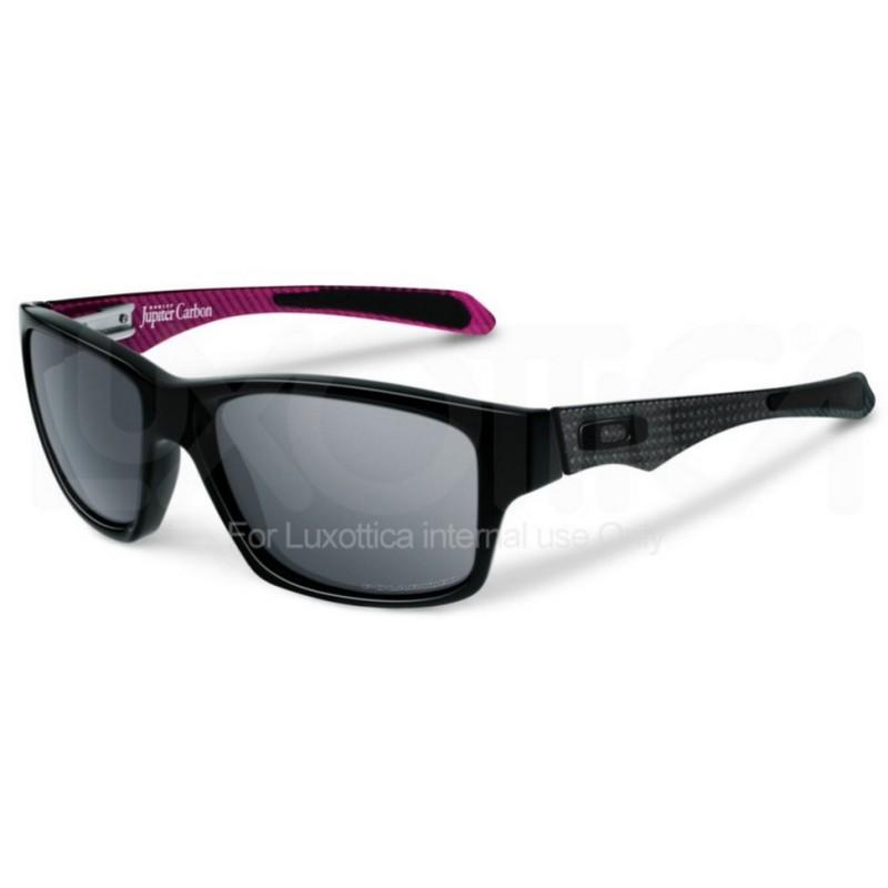 ebf67c93a4a Oakley Jupiter Carbon OO 9220 01 Polarized Polished Black