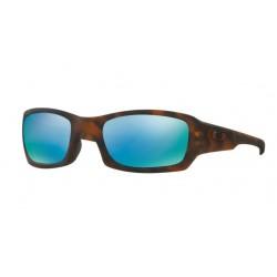Oakley Fives Squared 9238 17 Polarized Matte Tortoise