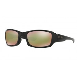 Oakley Fives Squared 9238 18 Polarized Polished Black