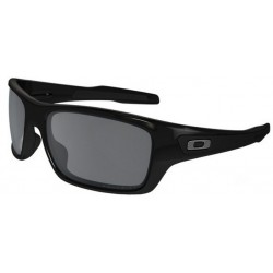 Oakley Turbine OO 9263 08 Polarized Polished Black