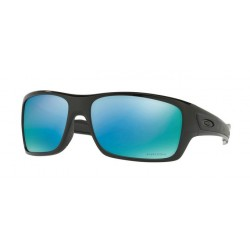 Oakley Turbine OO 9263 926314 Polished Black Polarized