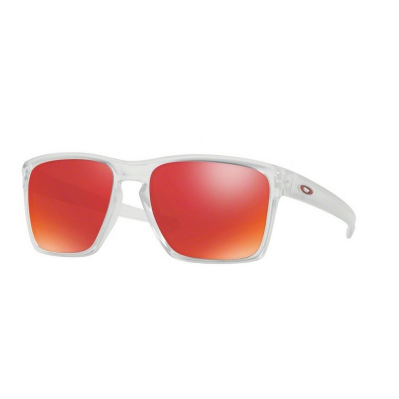 6a322c55244 Oakley Sliver XL OO 9341 09 Matte Clear
