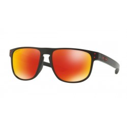 Oakley Holbrook R OO 9377 937707 Polished Black Polarized