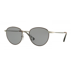 Persol PO 2445S 1085R5 Gunmetal Brown