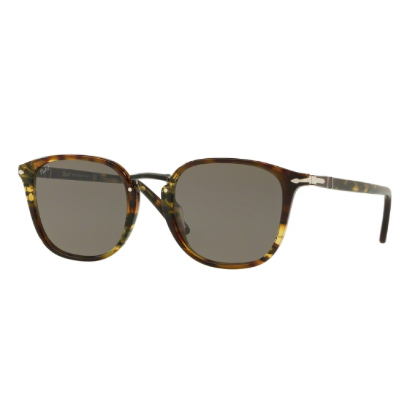 44fc34cfb8 -36% Persol PO 3186S - 1079R5 Tortoise Green Brown