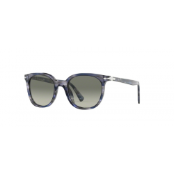 Persol PO 3216S - 108371 Stripped Grey