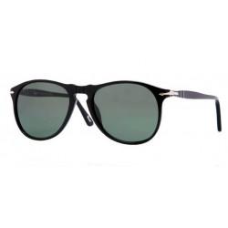 Persol PO 9649S 95-58 Polarized Black