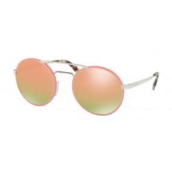 Prada PR 51Ss VHU5L2 Silver-Pink