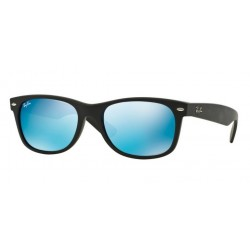Ray-Ban RB 2132 622/17 New Wayfarer Rubber Black