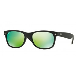 Ray-Ban RB 2132 622/19 New Wayfarer Rubber Black