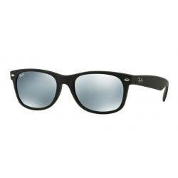 Ray-Ban RB 2132 622/30 New Wayfarer Rubber Black