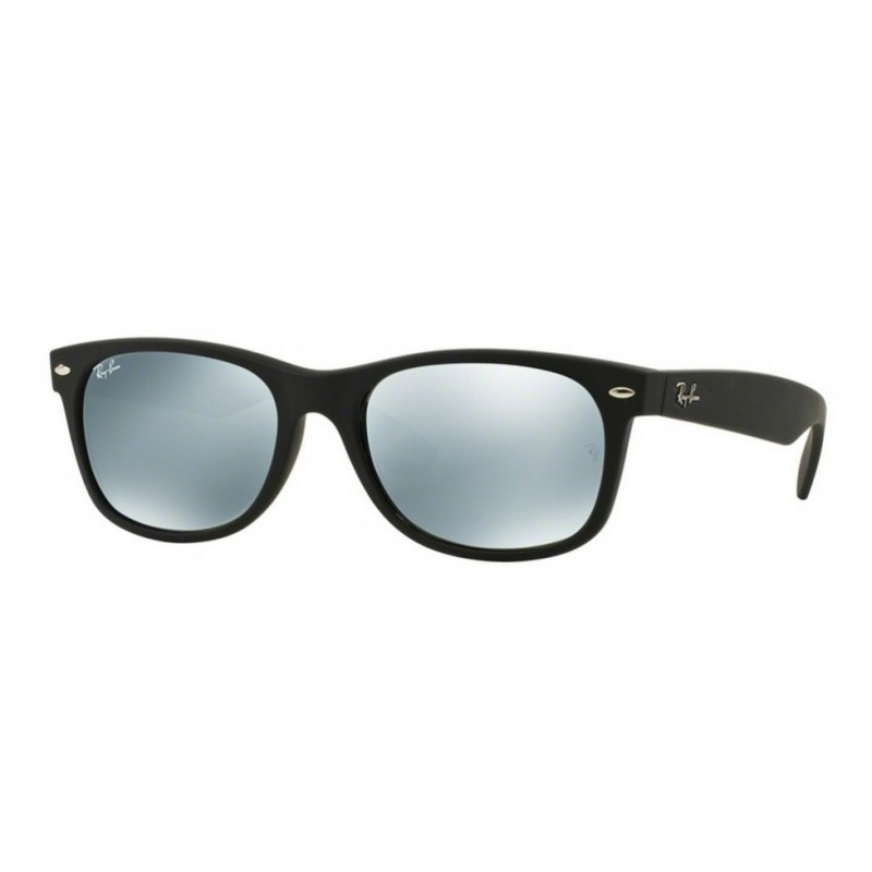 Ray Ban Rb 2132 New Wayfarer 622 30 Rubber Black
