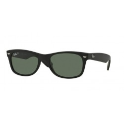 Ray-Ban RB 2132 622/58 New Wayfarer Rubber Black